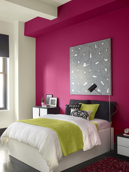Perfect Colors for Your Teenager's Bedroom