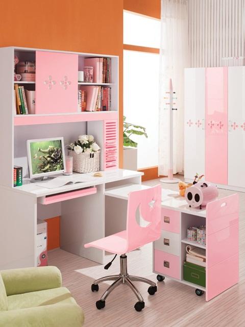amazing writing desks for kids rooms. Black Bedroom Furniture Sets. Home Design Ideas