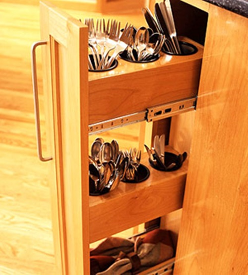 6 Creative Small Kitchen Design Ideas: Creative Storage Solutions For Small Kitchens