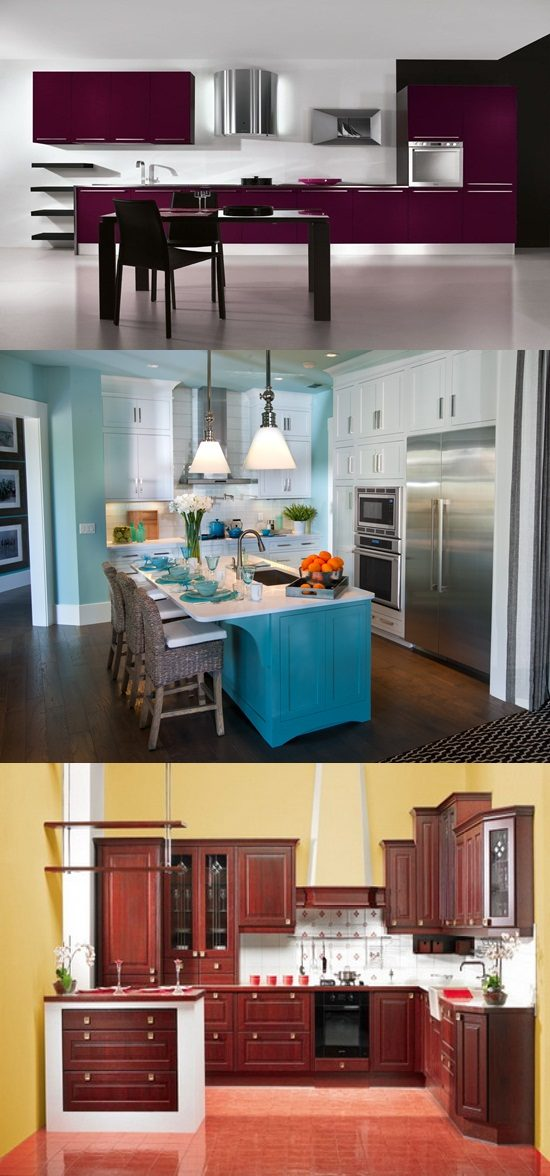 4 Brilliant Kitchen Remodel Ideas: Fancy Kitchen Redecorating Ideas