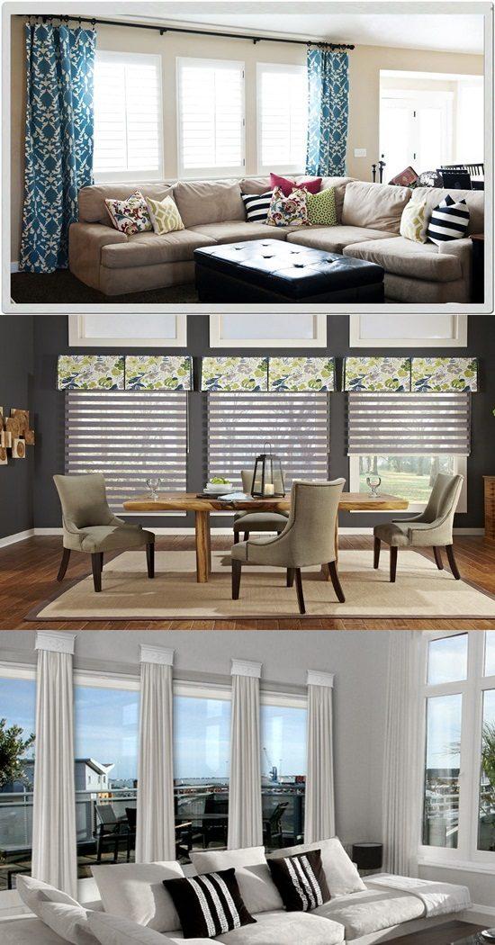 Great Ideas for Window Treatments