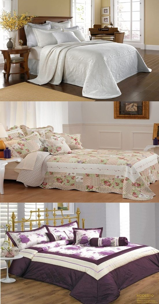 How to Choose the Best Bedspreads