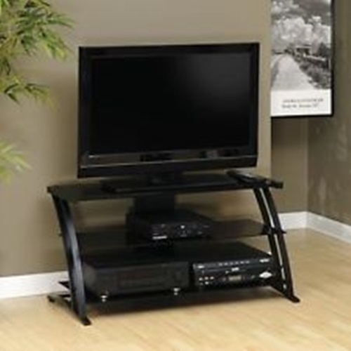 How to install flat panel TV stands