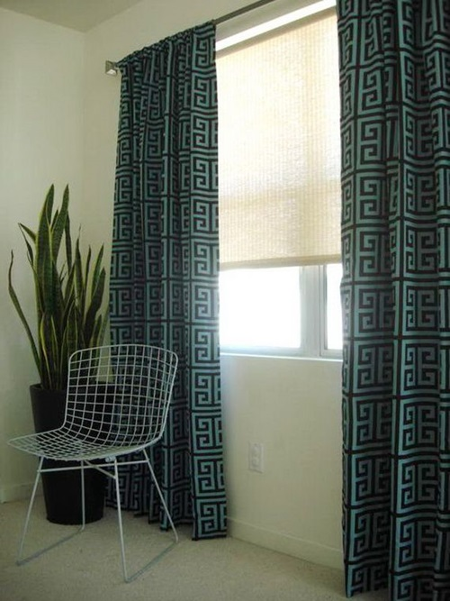 Lovely Window Treatments Ideas