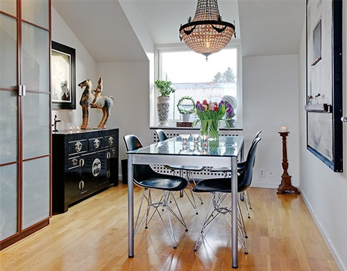 Small Dining room Design Ideas