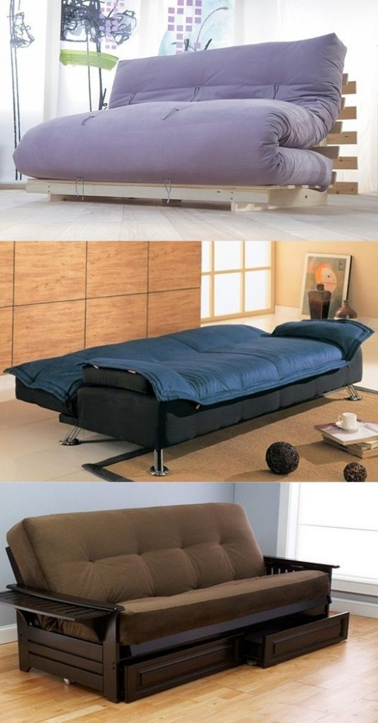 Sofa Beds Futons For Small Rooms