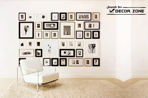 The most popular types of inexpensive wall decor