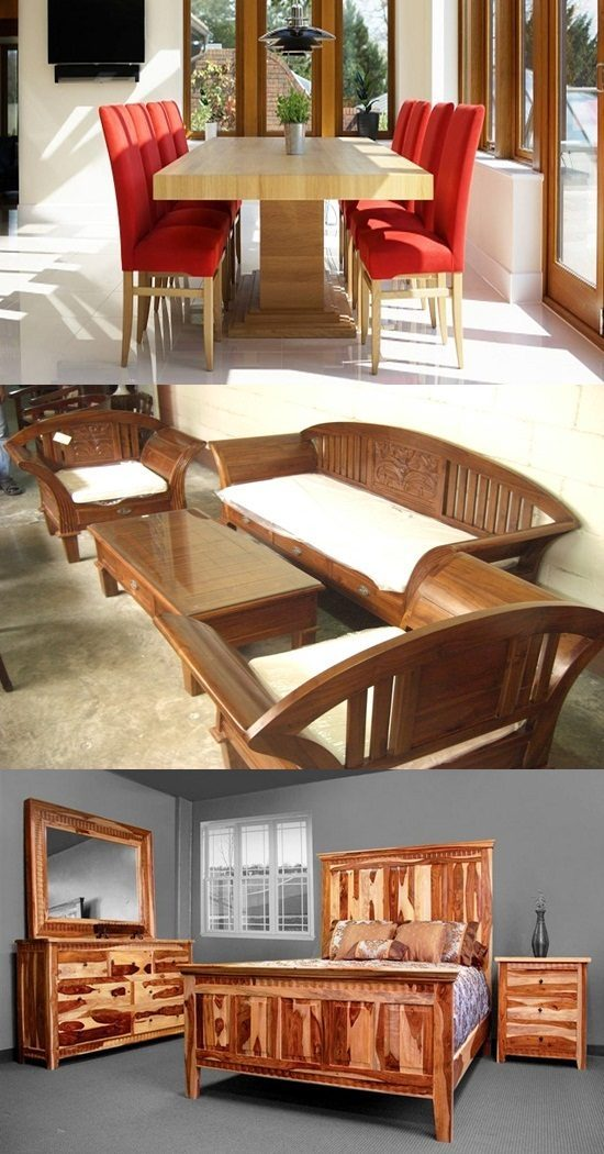 reasons that make wooden furniture the best for all