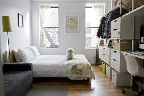 7 Ways to Deal with a Lack of Space