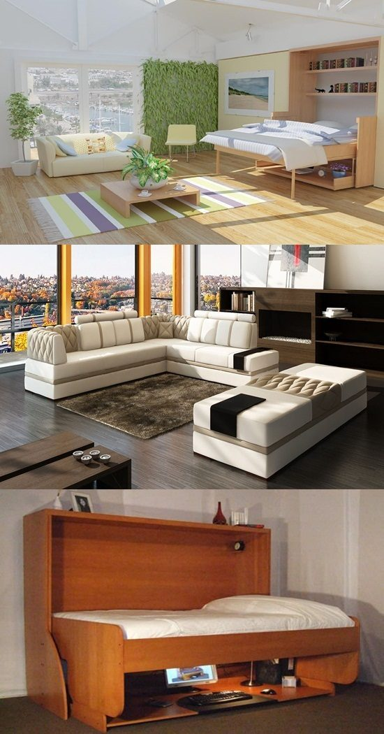 Best Home Transformable Multi Purpose Furniture
