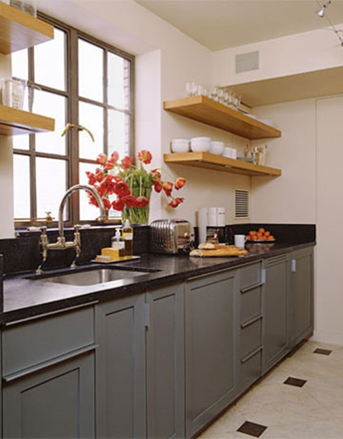 Smart & Space-Saving Ideas for small Kitchens