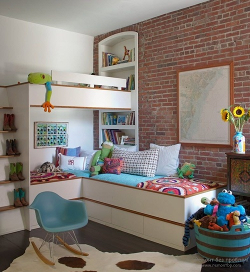 Room For Two Shared Bedroom Ideas: Creative Ways To Divide A Shared Bedroom For 2 Kids
