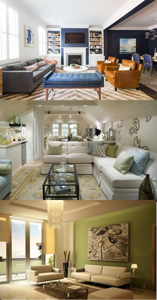 A Few Ways to Modernize Your Living Room