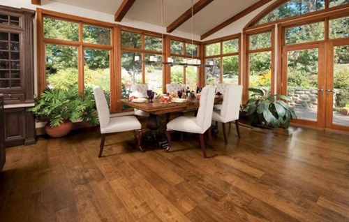 Benefits and problems of Oak Flooring