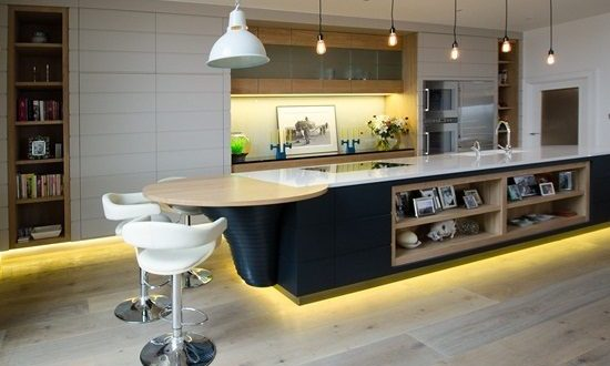 Great Ways For Lighting A Kitchen: Best Ways To Light Your Kitchen With LEDs