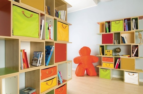 Creative Kids Storage Solutions