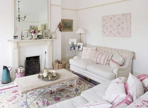 How Shabby Chic Style Gives Your Home a Unique look
