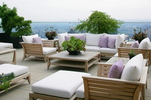 Garden Furniture – Different Colors