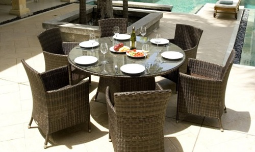 Outdoor Garden Furniture – Different Colors