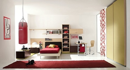 Unique Youth Room Designs