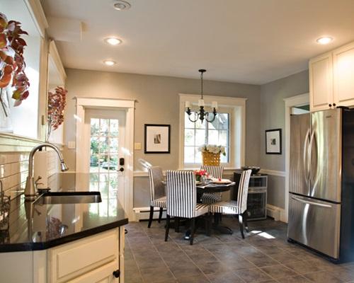 Urban Kitchen Backsplash Decorating Style