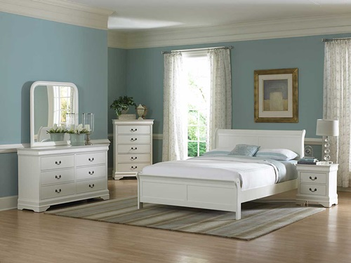 Various styles of bedroom Furniture