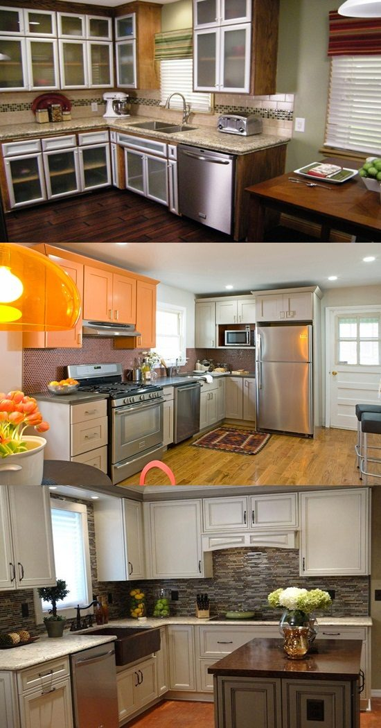 Wonderful Space- Saving Ideas for Small Kitchens ...