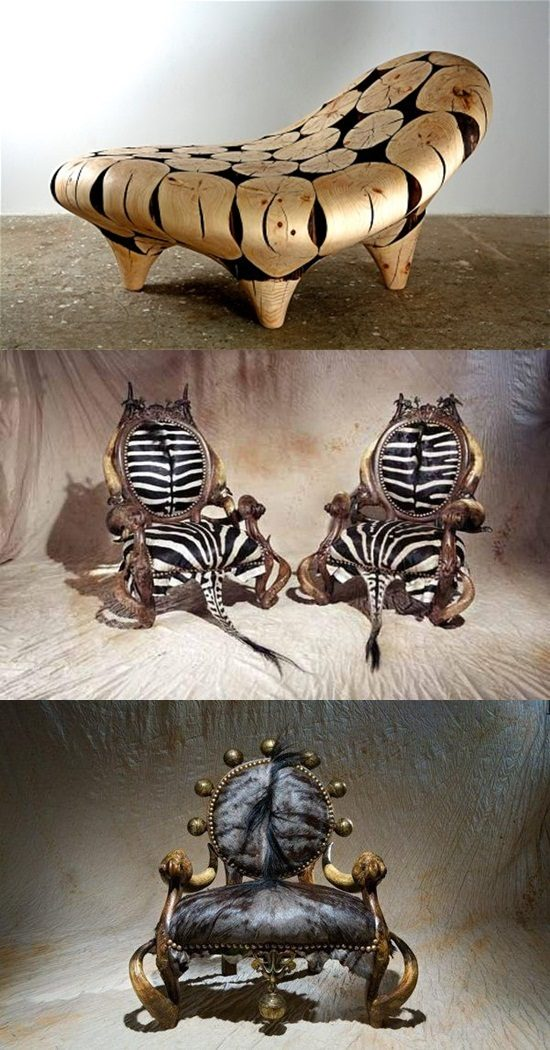 Wow and Unusual Furniture Collection