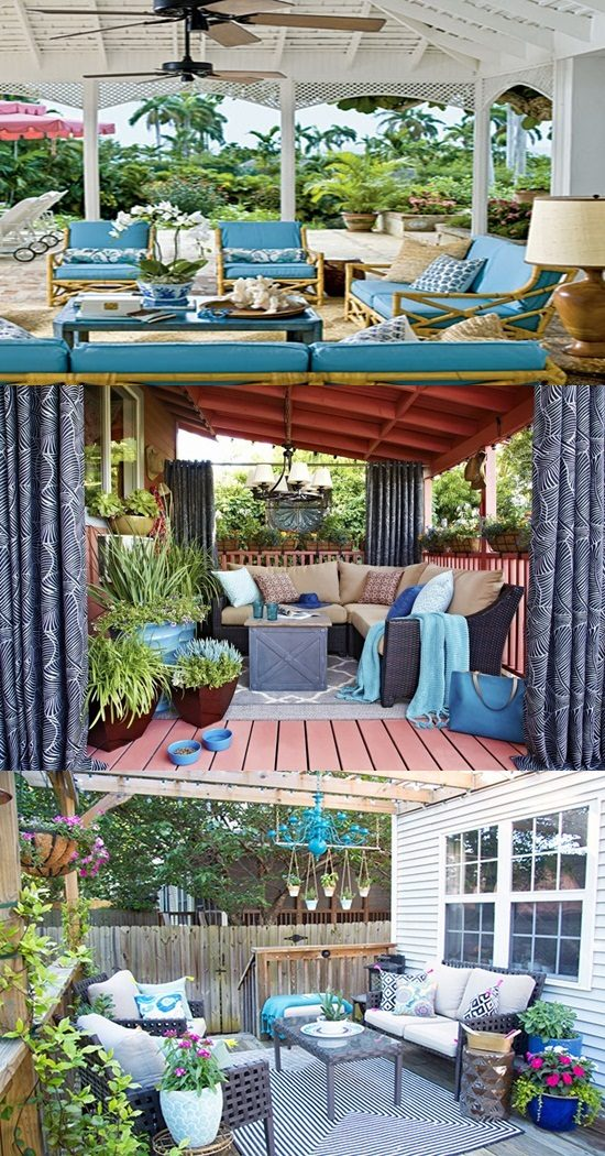 make your backyard and living room more fun