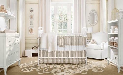 Baby Bedroom design Safe and Practical