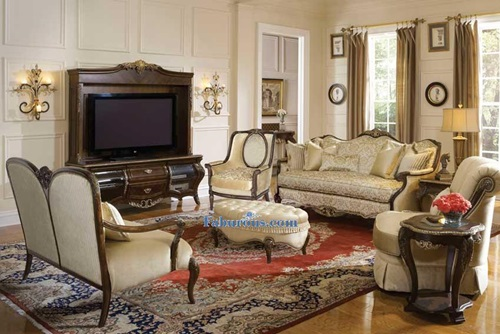 Baroque living room ideas
