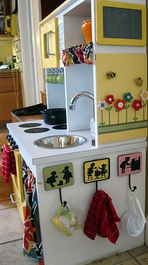 Children Kitchen Toy