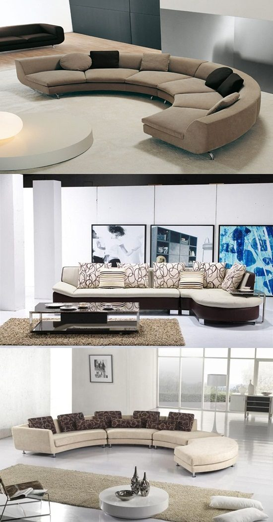 Amazing Curved Sectional Sofas Classic Italian Furniture Dailytribune Chair Design For Home Dailytribuneorg