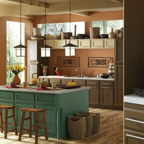Different Quality Kitchen Cabinets