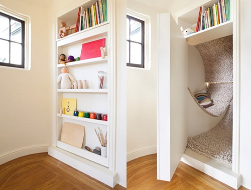 How to Find Clever Hidden Storage in Every Room