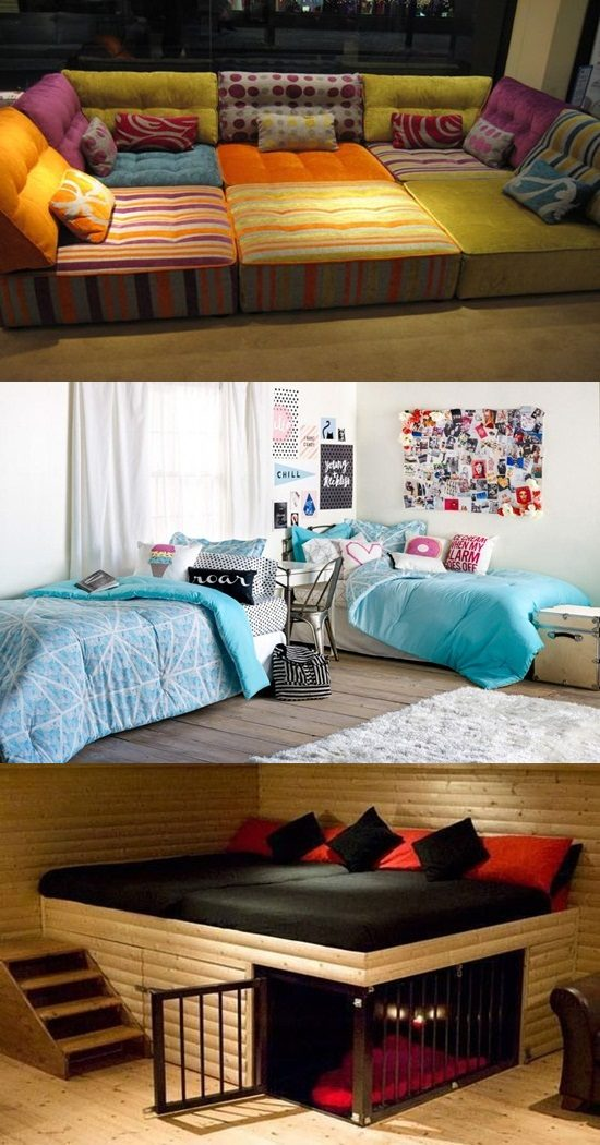 How to be practical while furnishing a room