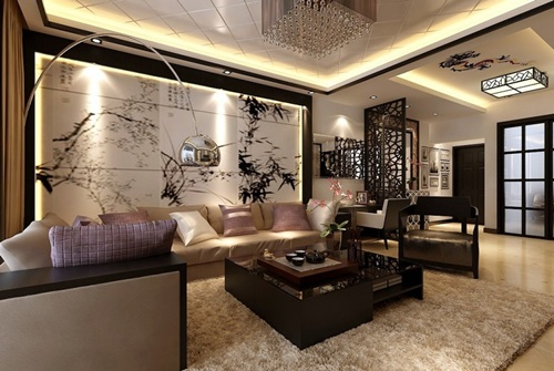 Living Room Decorating Ideas – Elegant Decoration