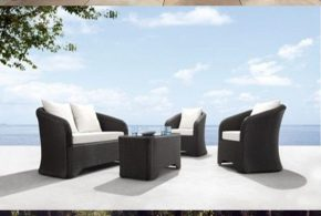 Outdoor furniture best materials - Teak, Aluminum, Wicker