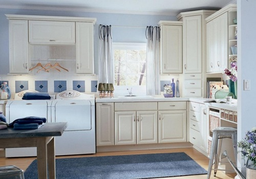 Practical Organizers for a clean and tidy Laundry Room