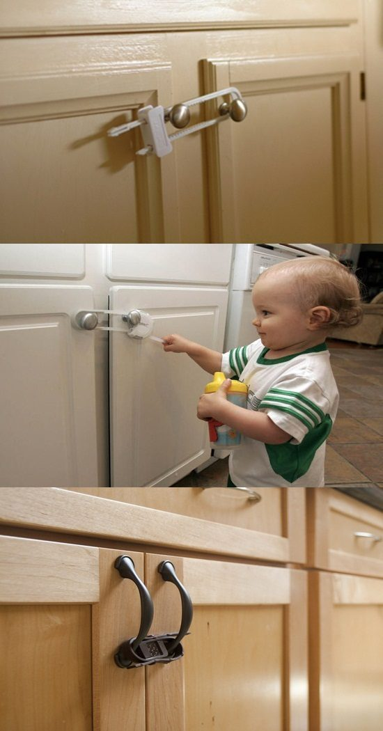 Recommendations for Childproofing the Kitchen