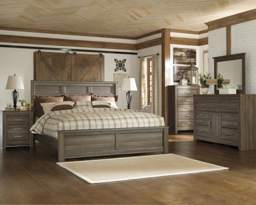 Rough sawn furniture - modern furniture