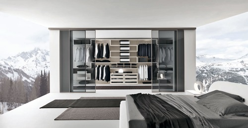 Super Modern Wardrobes