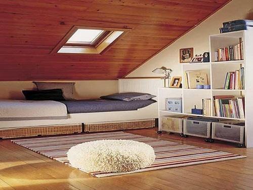 Tips for Designing Attic Bedroom