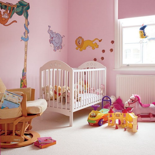 Tips to consider before redecorating your girl's room