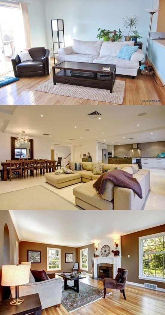 A new living room with different specs!!