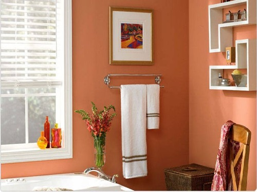 Bathroom Paint Colors That Never Go Out of Fashion