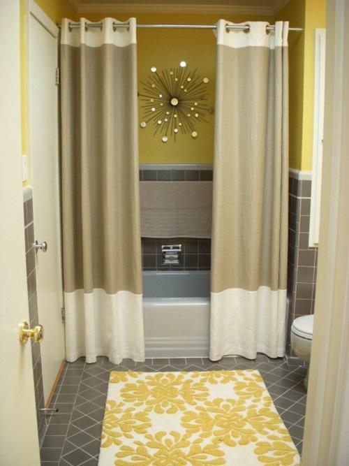 Bathroom curtains designs – curtains favourite