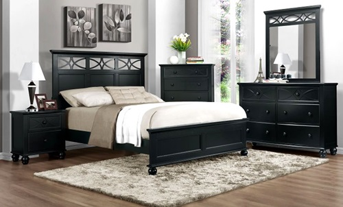 Black Bedroom Furniture