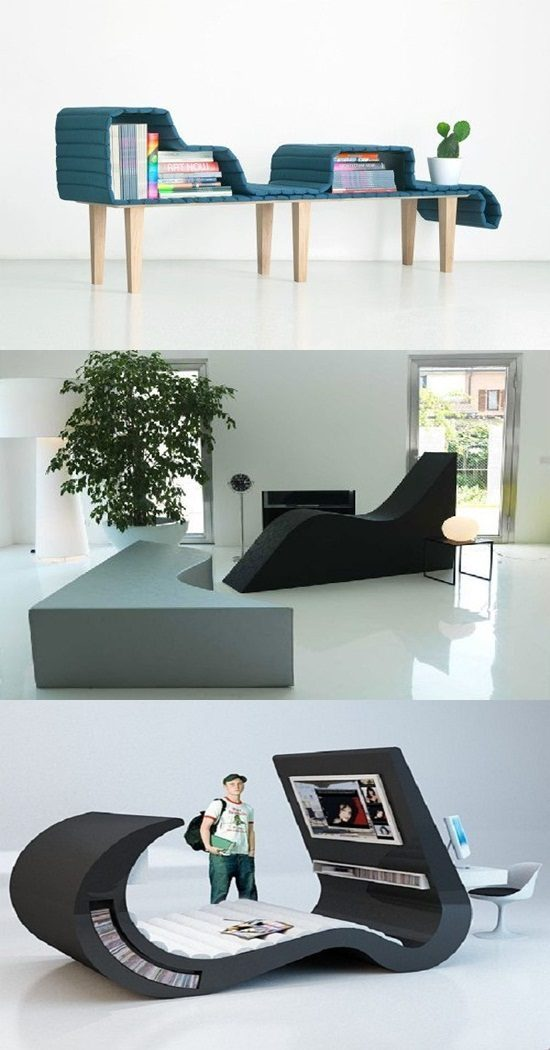 Creative Multi-functional Furniture