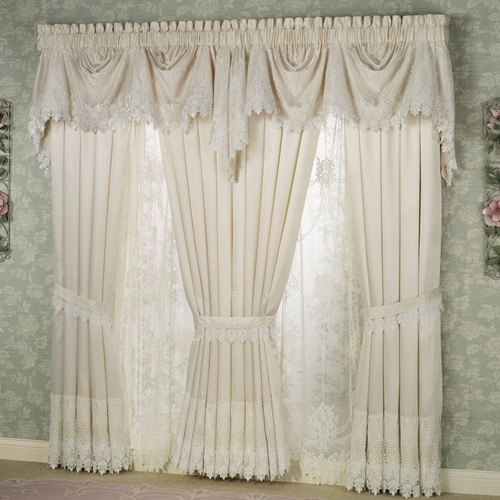 Elegant Kitchen Curtains Valances: Different Types Of Elegant Curtains